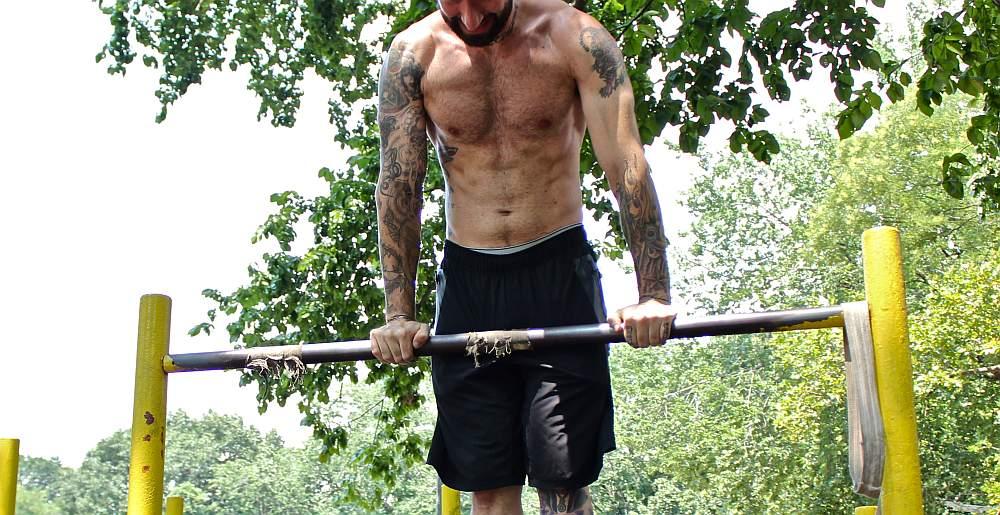 Jak wykonać poprawny Muscle up? Poradnik.
