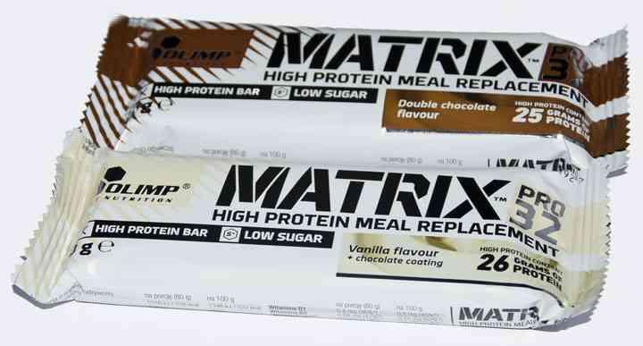 Baton białkowy Matrix
